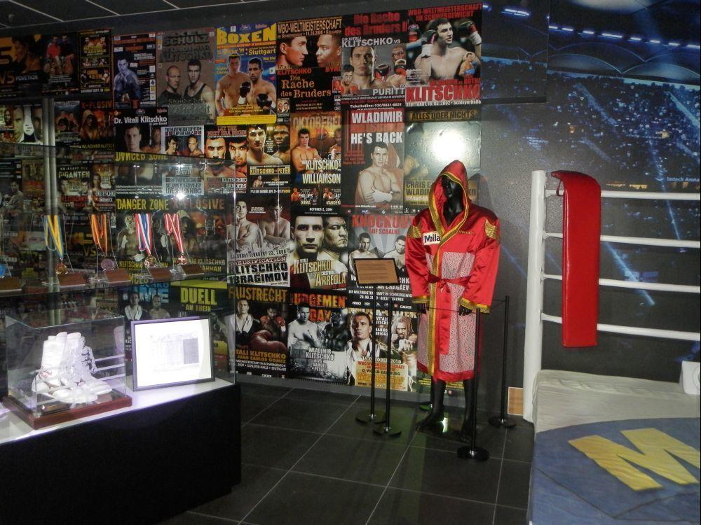 Братья Кличко собрали VIP-тусовку на открытии своего музея
