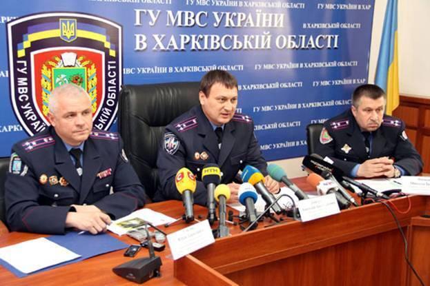 Затримано членів ОЗГ, які планували вбивства перших осіб силових структур України