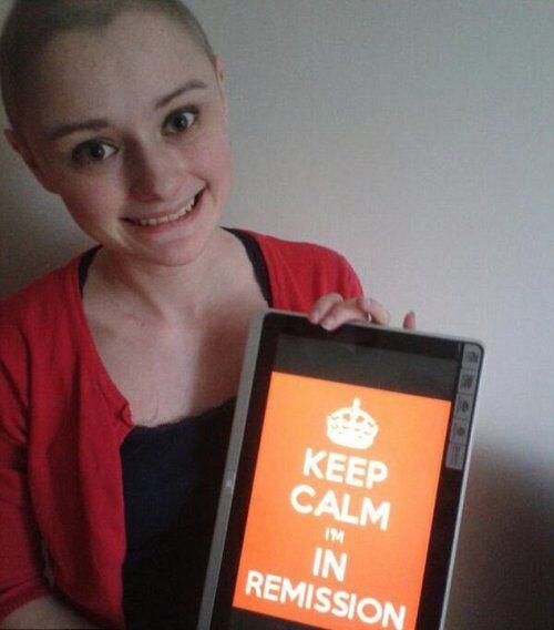 16-летняя девушка обнаружила у себя рак благодаря узким джинсам