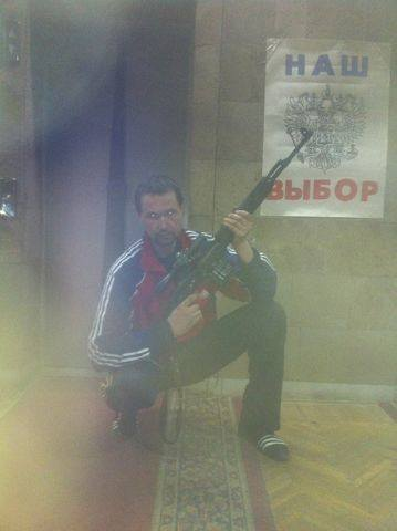 "Украинский ""повар"" из Ливии ""всплыл"" на Донбассе. Фотофакт"