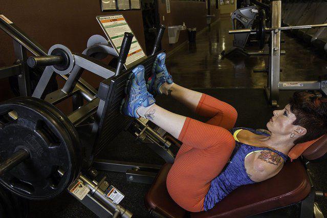 Вдохновляющая история Барби Томас - бодибилдерши без рук