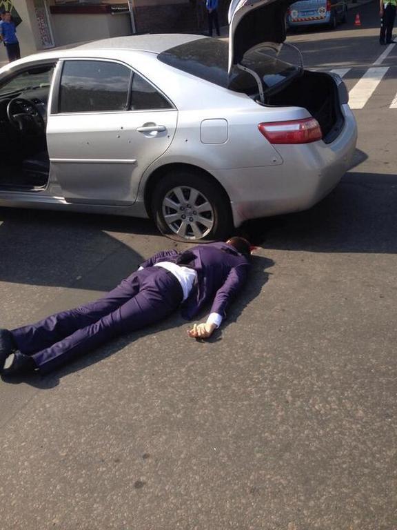 """Через вбивство депутата """"ДНР"""" в Донецьку оголосили план """"Перехоплення"""""""