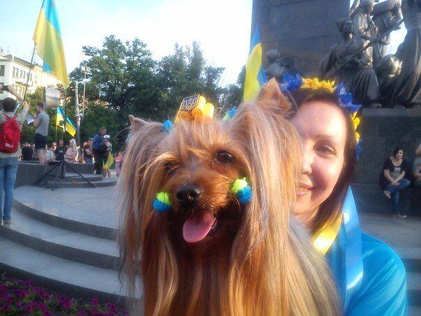 На Народном Вече в Харькове ВР накрыли медным тазом