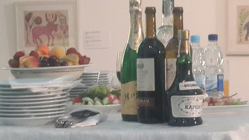 Торжественный прием по случаю инаугурации Порошенко посетили 1,5 тысячи гостей