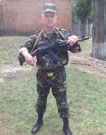 Кримський суддя відмовився присягати РФ і став солдатом, щоб захищати Україну