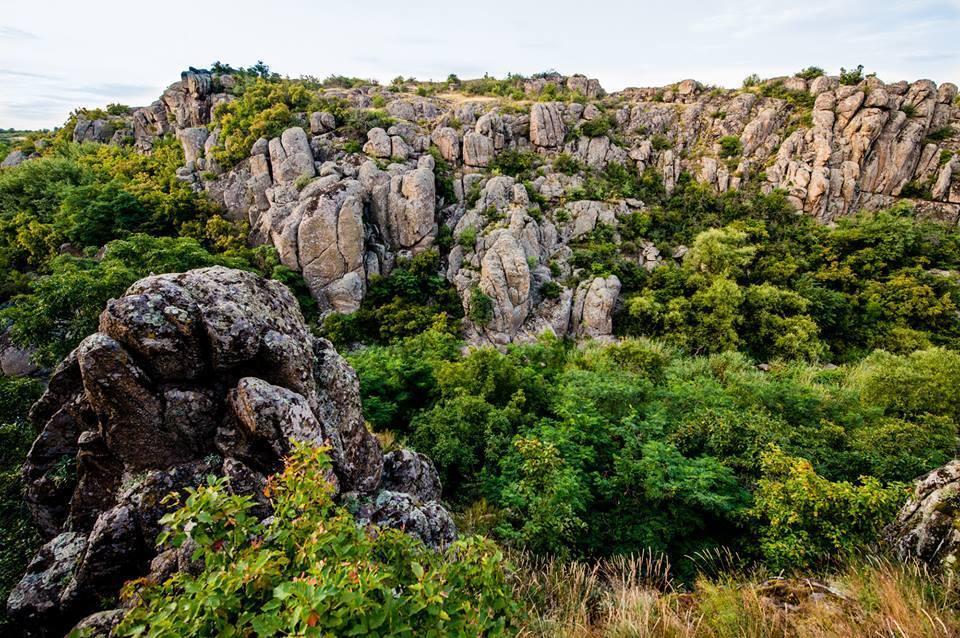 Невероятная Украина. Актовский каньон – место, завораживающее мистикой
