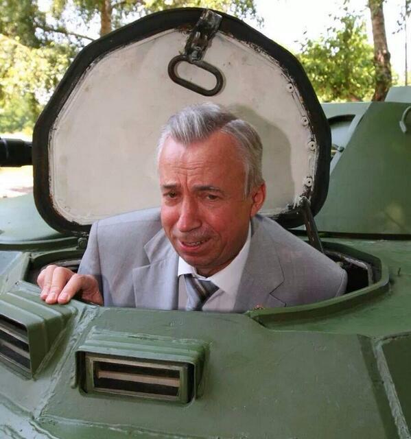 Мэр Донецка и секретарь горсовета сбежали из города