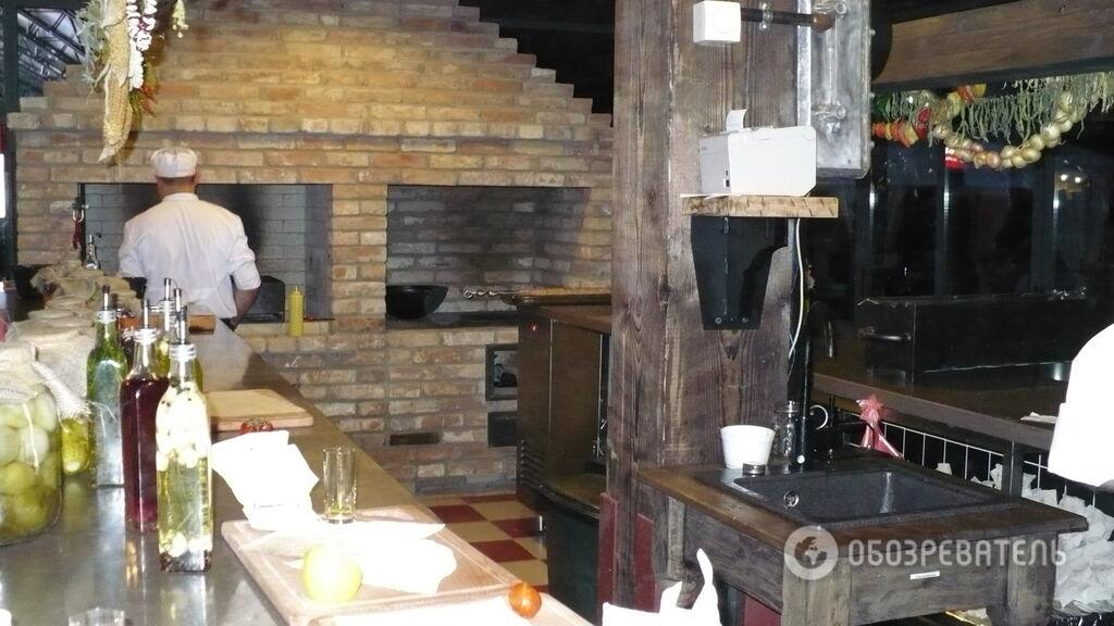 """Crazy BBQ: морской коктейль для """"сумасшедших"""" гурманов"""