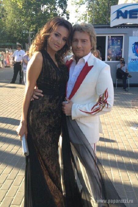 Новая подружка Николая Баскова