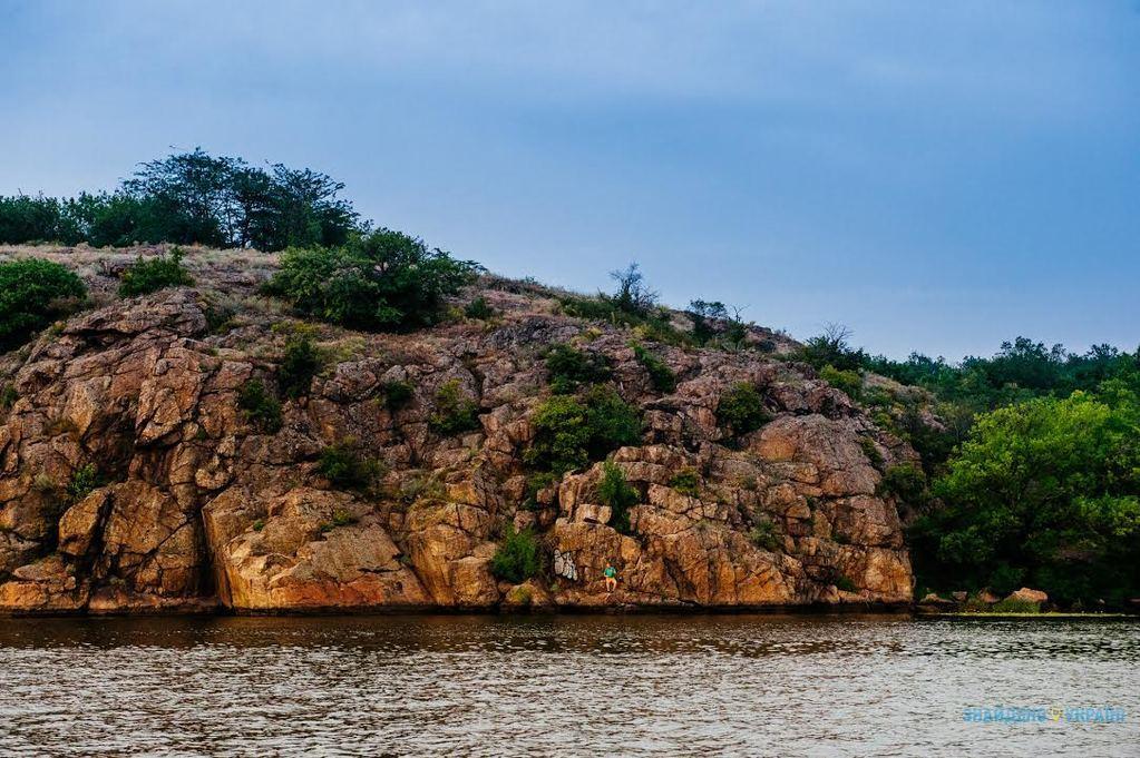 Живописные острова Запорожья, или Кто не бывал на Хортице – тот не знает Украину