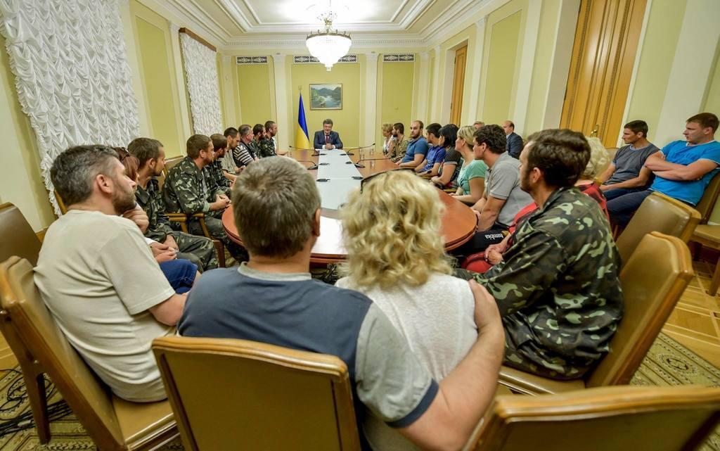 """Террористы обменяли 17 украинских военных на подругу """"Беса"""""""