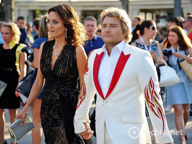 Николай Басков тайно женился на молодом продюсере