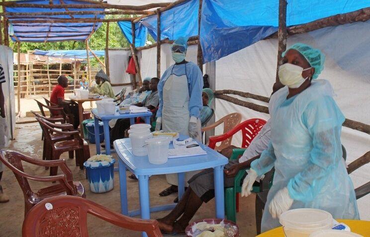 У Сьєрра-Леоне введений режим НС через лихоманки Ебола