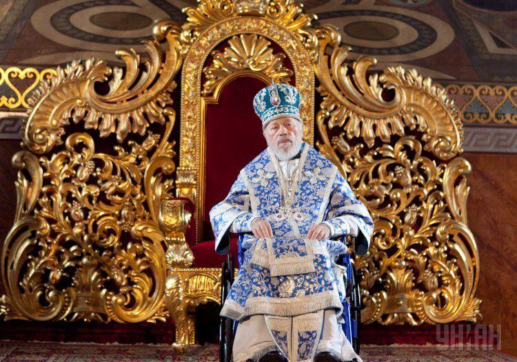 Назвали двох можливих наступників митрополита Володимира