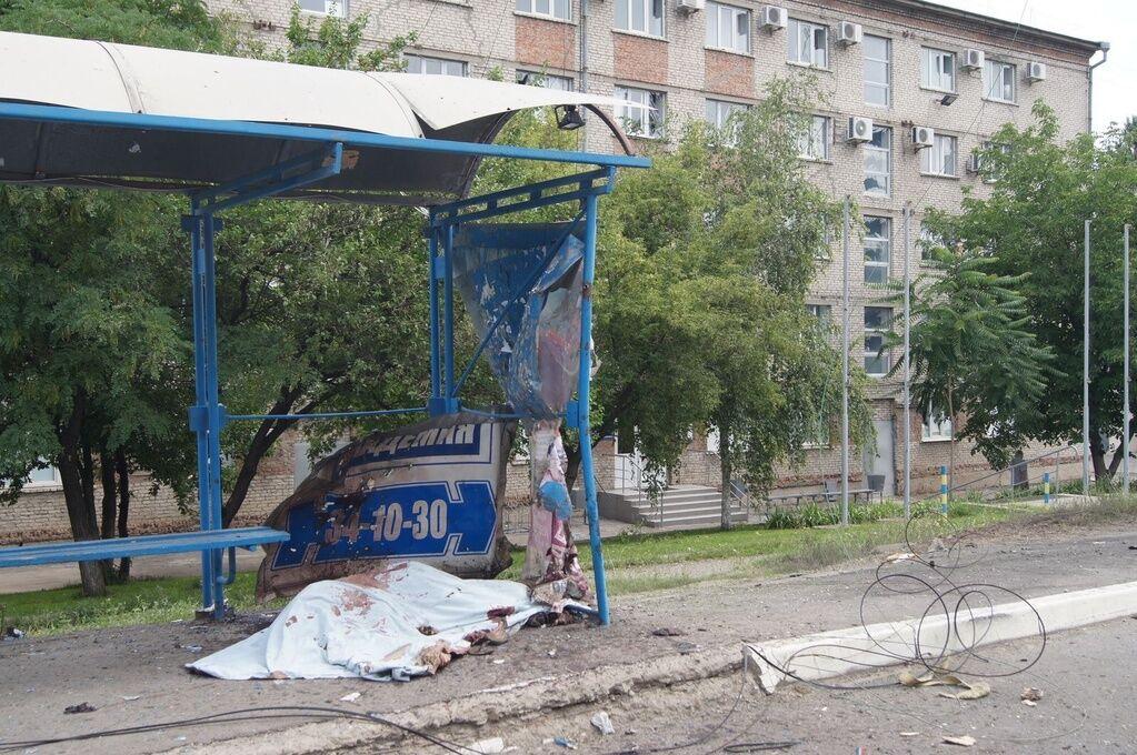 """""""Идет война до полного уничтожения Луганска и его жителей"""""""