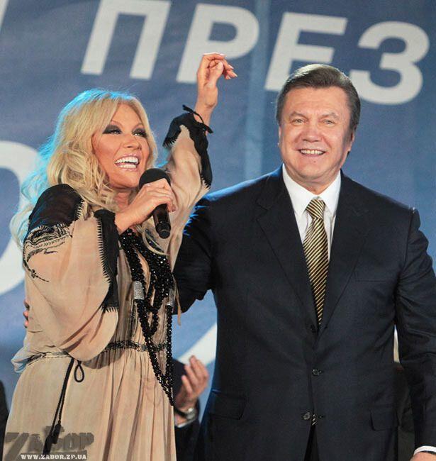 Царев предложил Ани Лорак и Повалий стать послами мира Новороссии