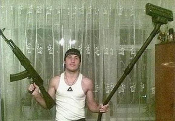 """Російські """"СЕЛФІ"""" розсмішили цивілізований світ"""