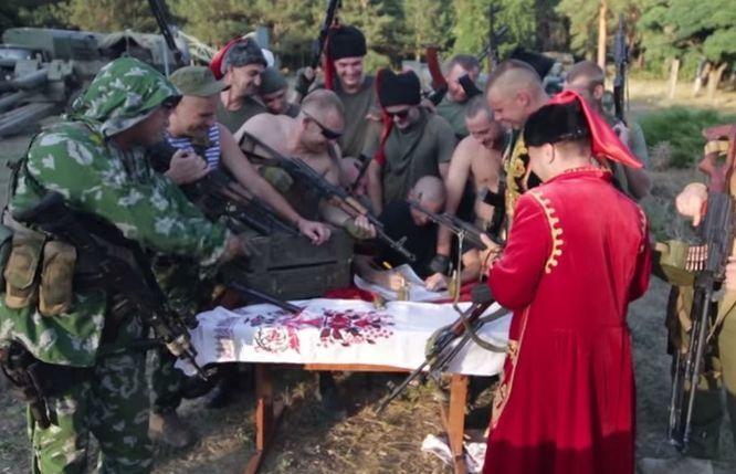 """""""Воины Света"""" написали Путину письмо и отправят его с Майдана на Кремль"""