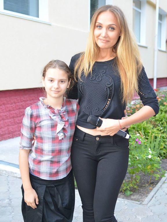 Джеджула, Лещенко и Власова выступили для раненных из зоны АТО