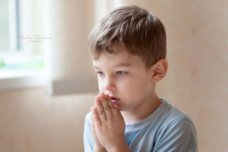 Мир малышей с аутизмом. История первая: Марк учится общаться