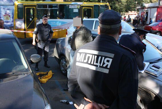 В Одессе пытались похитить депутата