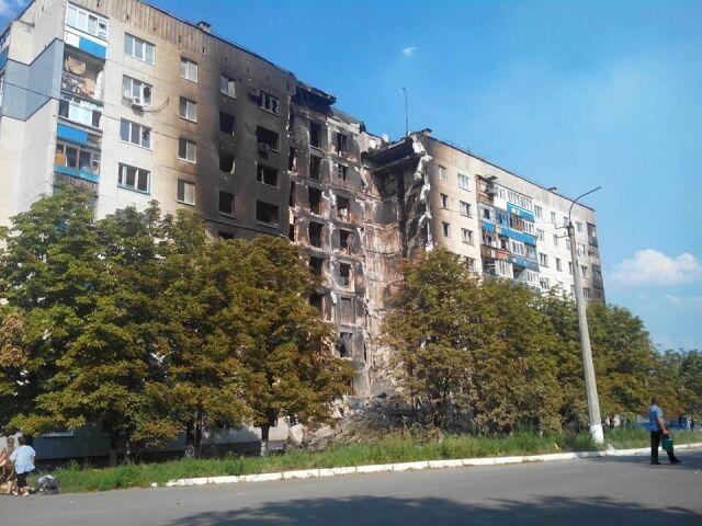 Непрерывный суицид Донбасса