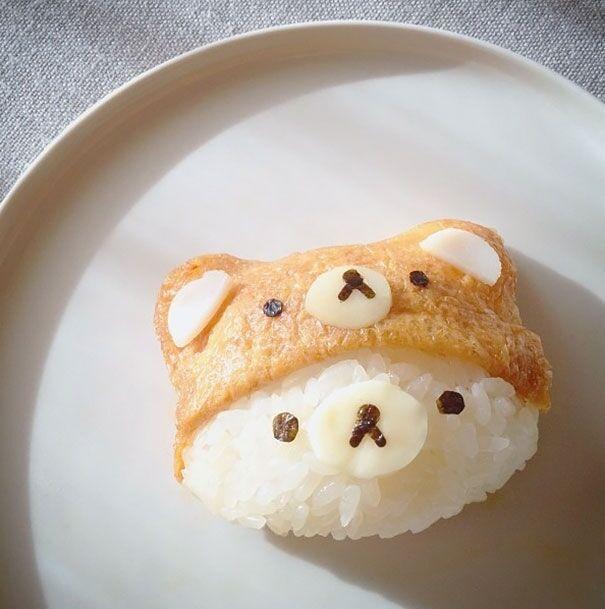 Невероятно милые блюда японской кухни