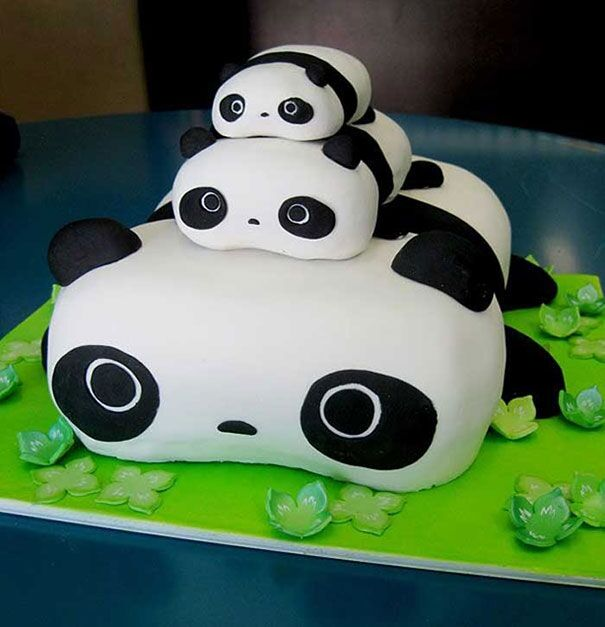 30 креативных тортов, которые слишком красивы, чтобы их съесть
