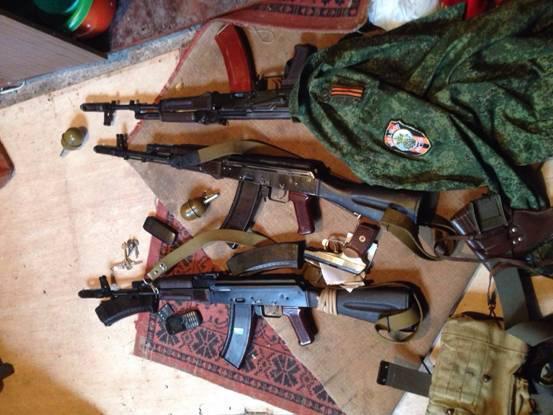 """""""Азов"""" в ходе молниеносной операции задержал группу подготовленных в РФ диверсантов"""