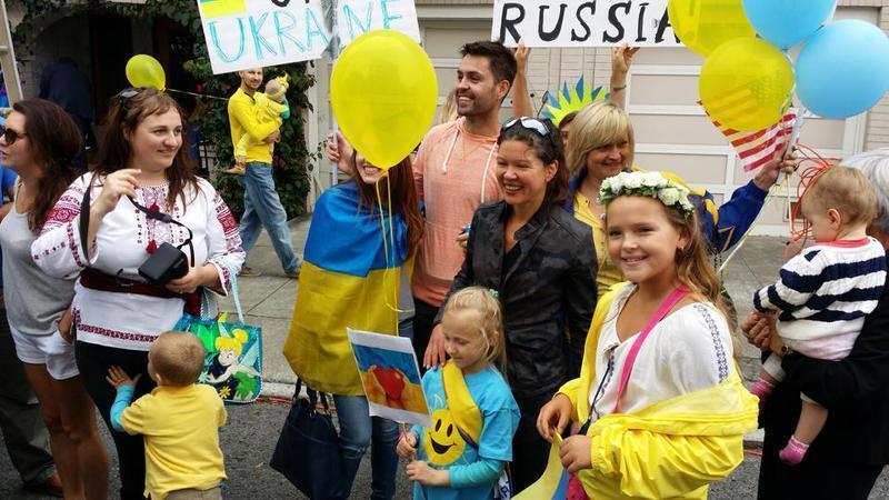 Руслана під час маршу миру в США розповіла про путінську зброю масового знищення