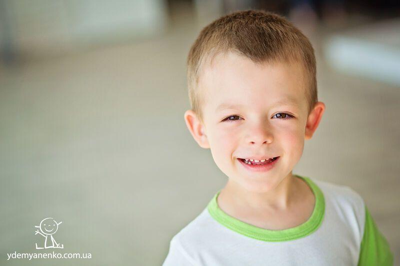 Мир малышей с аутизмом. История третья: Матвей боится слез