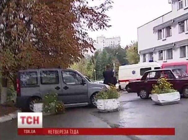 Чиновник спецсуда, устроивший смертельное ДТП в Борисполе, лег в больницу