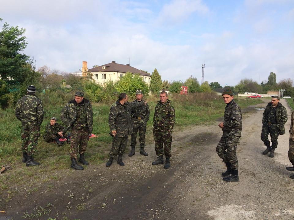 Несколько сотен бойцов 51-й бригады в плену - волонтер
