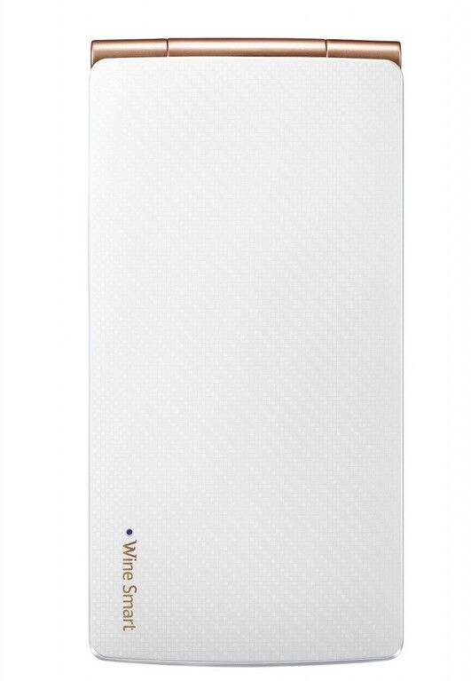 LG показала необычный смартфон-раскладушку