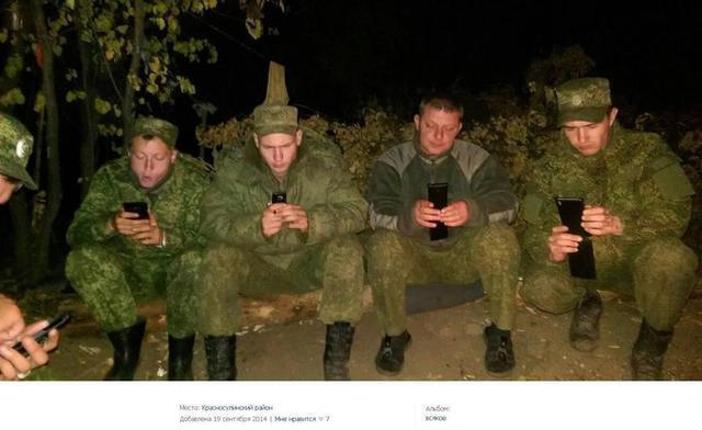 На кордоні з Україною облаштувалася мотострілецька бригада ЗС РФ. Фотофакт