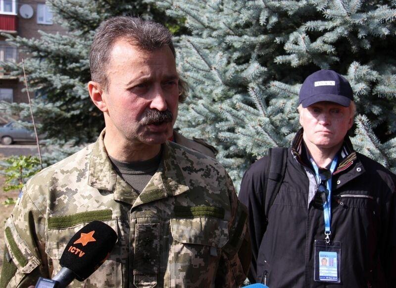 Российские военные будут убеждать террористов Донбасса прекратить огонь - Минобороны