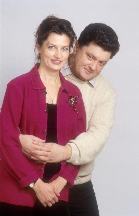Порошенко признался: я люблю свою Марину!