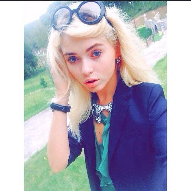 Дочь экс-губернатора Одессы показала, какая она патриотка Украины