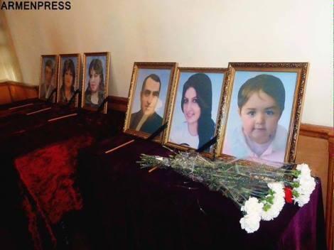 """Убийца армянской семьи оказался сыном пастора церкви """"Вера, Надежда, Любовь"""""""