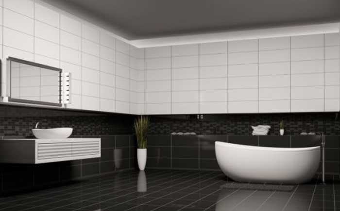 20 удивительных цветовых схем для интерьера ванной комнаты