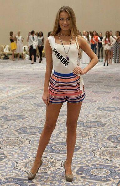 """10 самых ярких фото украинки на конкурсе """"Мисс Вселенная 2015"""""""