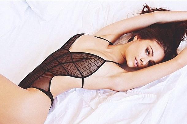 Сексуальная украинка покорила Криштиану Роналду: фото красотки