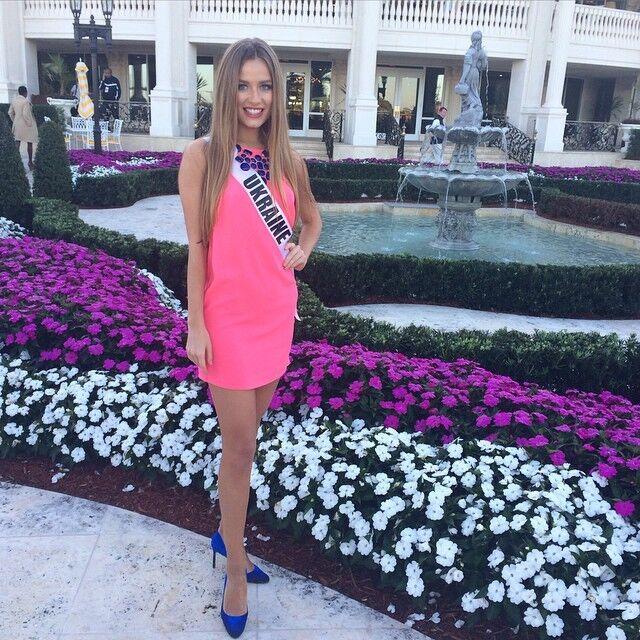 """Патриотичную """"Мисс Украина-Вселенная"""" задержала полиция Майами"""