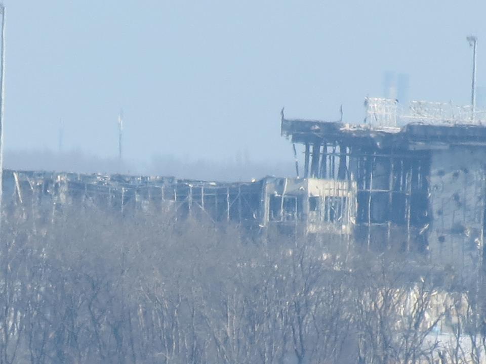 """От донецкого аэропорта осталась """"груда мусора"""": опубликованы фото"""