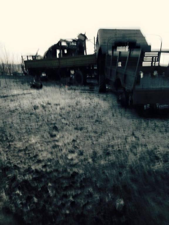 Бойцы АТО взяли в плен российских военных: фотофакт