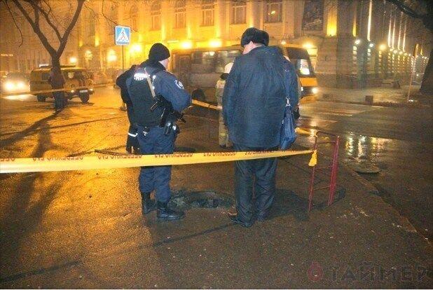 В центре Одессы прогремел взрыв: фото с места событий