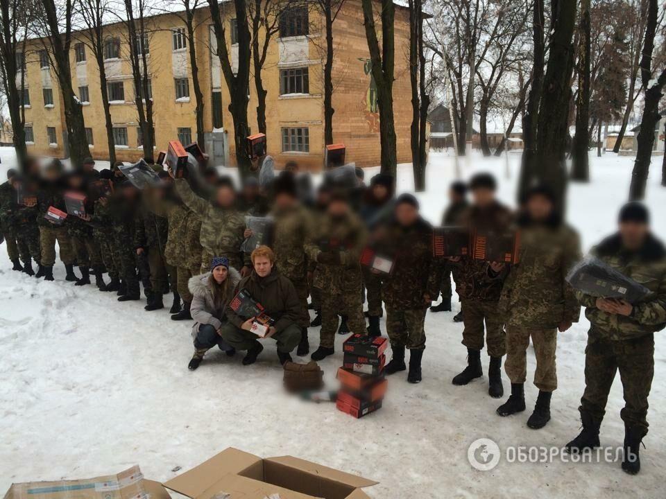 Известная волонтер из Запорожья получила орден за помощь украинским артиллеристам