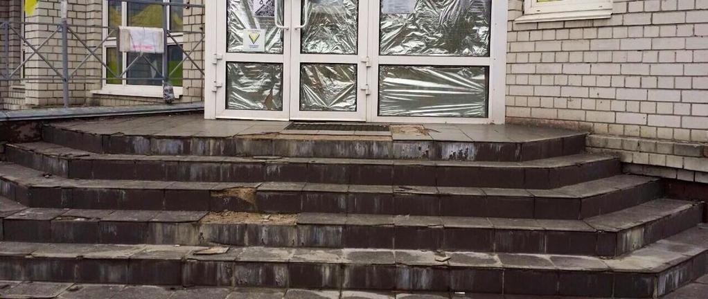 В Киеве обстреляли склад волонтеров: опубликованы фото с места событий