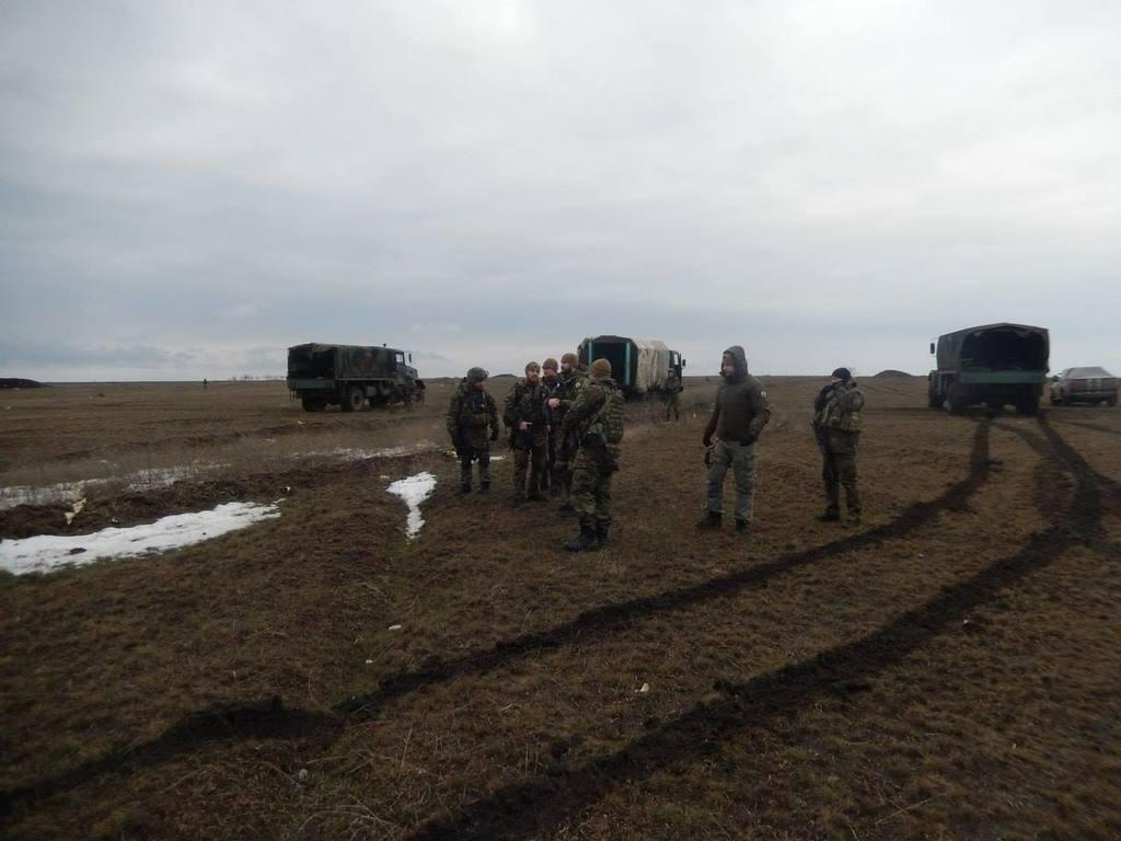 """Полк """"Азов"""" похвастался в сети полевыми учениями: опубликованы фото"""