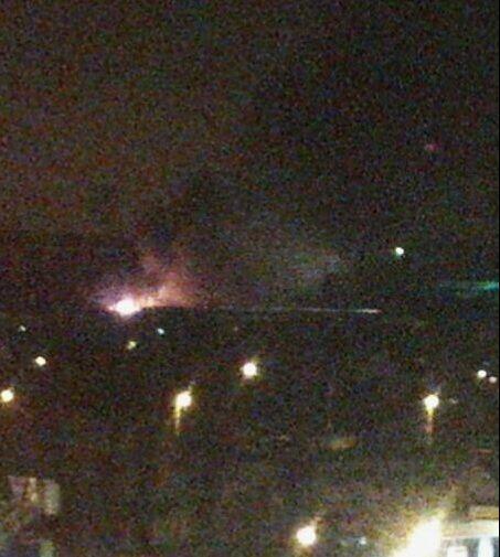 Милиция сообщила подробности ночного происшествия в Харькове: фото с места событий